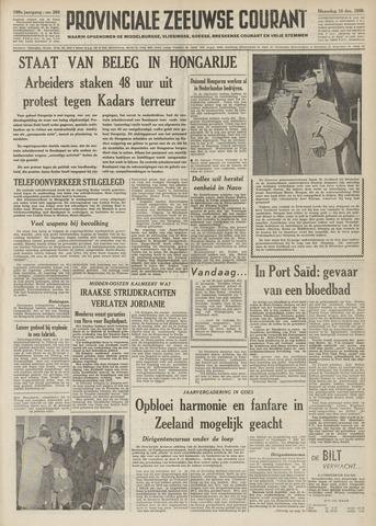 Provinciale Zeeuwse Courant 1956-12-10