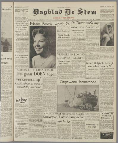 de Stem 1962-01-30