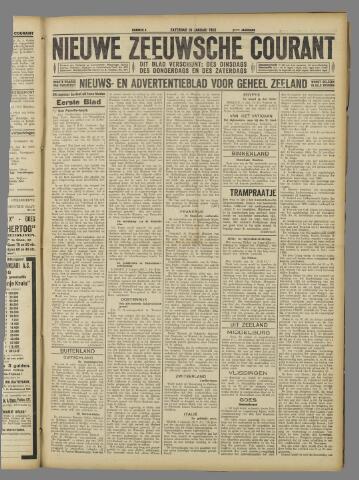 Nieuwe Zeeuwsche Courant 1925-01-10