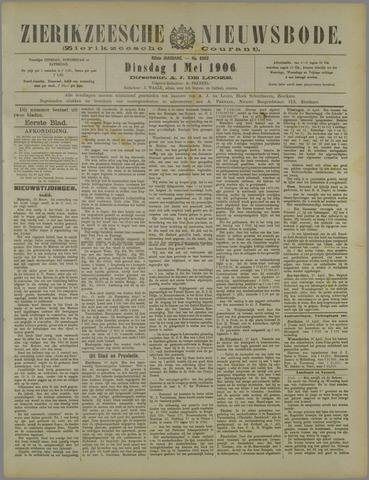 Zierikzeesche Nieuwsbode 1906-05-01