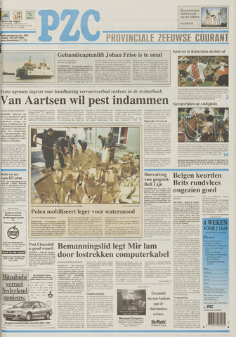 Provinciale Zeeuwse Courant 1997-07-18