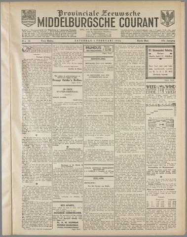 Middelburgsche Courant 1932-02-06