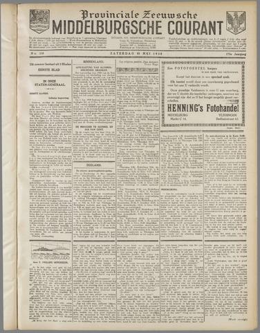 Middelburgsche Courant 1930-05-10