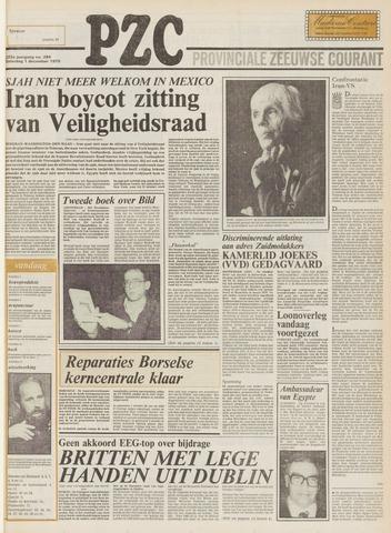 Provinciale Zeeuwse Courant 1979-12-01
