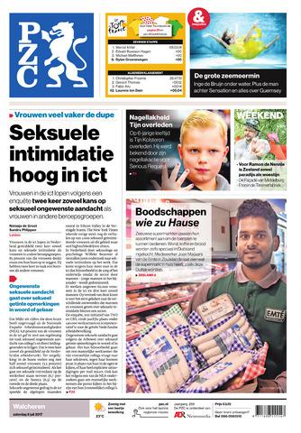 Provinciale Zeeuwse Courant 2017-07-08