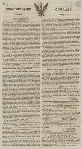 Middelburgsche Courant 1829-06-13