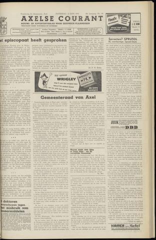 Axelsche Courant 1954-06-12