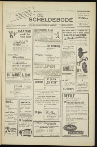 Scheldebode 1954-10-01