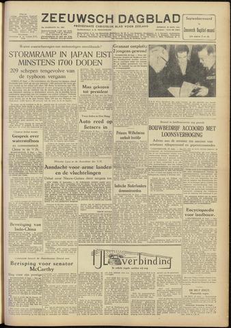 Zeeuwsch Dagblad 1954-09-28