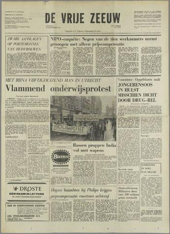 de Vrije Zeeuw 1971-11-30