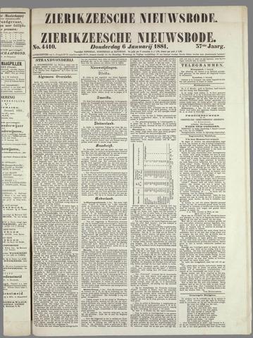 Zierikzeesche Nieuwsbode 1881-01-06