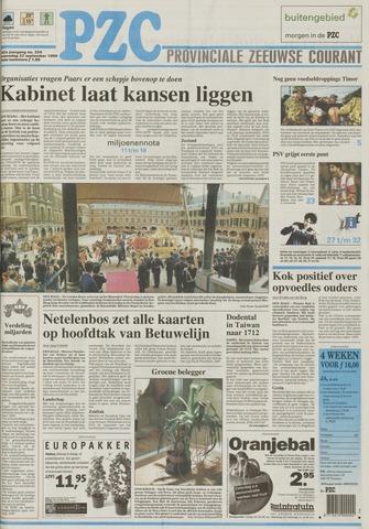 Provinciale Zeeuwse Courant 1999-09-22