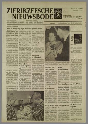 Zierikzeesche Nieuwsbode 1965-05-10