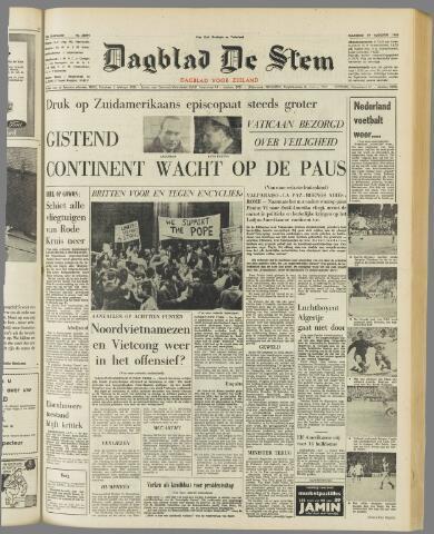 de Stem 1968-08-19