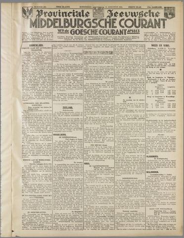 Middelburgsche Courant 1933-08-31