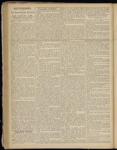 Ter Neuzensche Courant. Algemeen Nieuws- en Advertentieblad voor Zeeuwsch-Vlaanderen / Neuzensche Courant ... (idem) / (Algemeen) nieuws en advertentieblad voor Zeeuwsch-Vlaanderen 1903-12-01