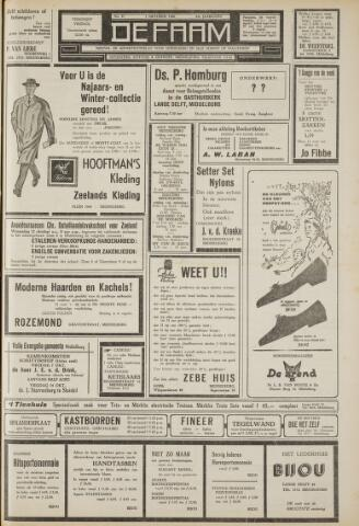 de Faam en de Faam/de Vlissinger 1960-10-07