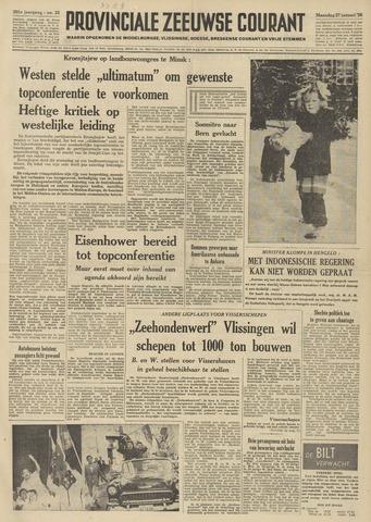Provinciale Zeeuwse Courant 1958-01-27