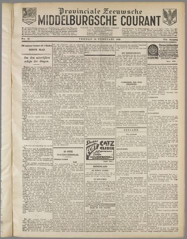 Middelburgsche Courant 1930-02-14
