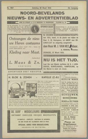 Noord-Bevelands Nieuws- en advertentieblad 1935-03-30