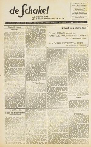 De Schakel 1962-01-19