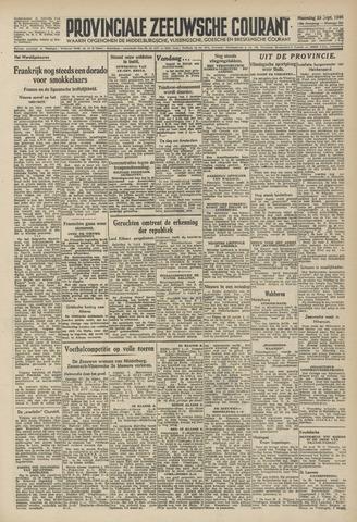 Provinciale Zeeuwse Courant 1946-09-23