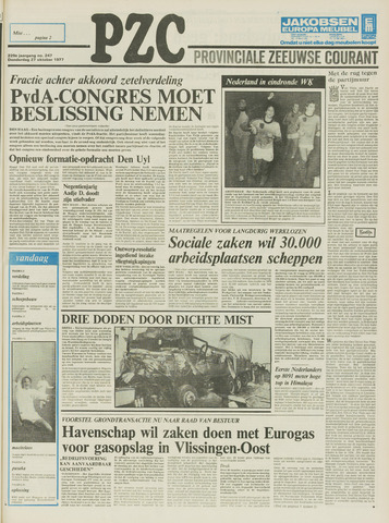 Provinciale Zeeuwse Courant 1977-10-27