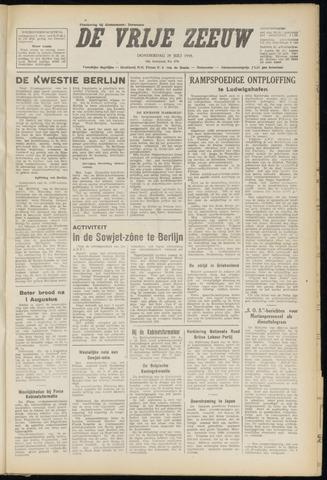 de Vrije Zeeuw 1948-07-29