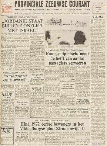 Provinciale Zeeuwse Courant 1971-08-31