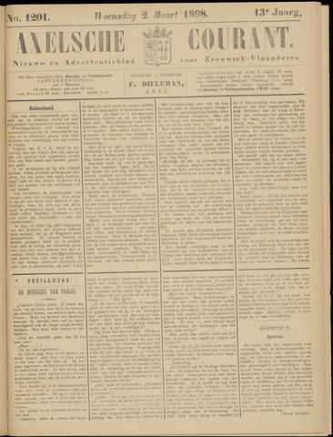 Axelsche Courant 1898-03-02