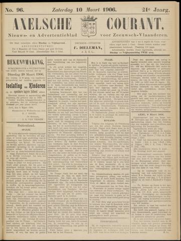 Axelsche Courant 1906-03-10