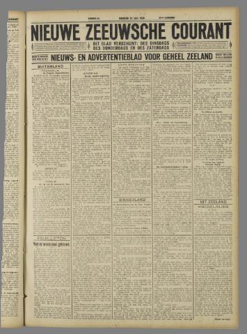 Nieuwe Zeeuwsche Courant 1926-07-13