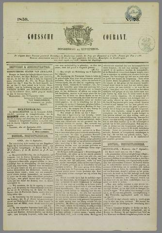 Goessche Courant 1850-09-12