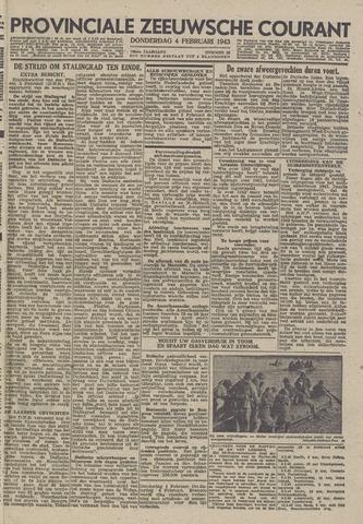 Provinciale Zeeuwse Courant 1943-02-04