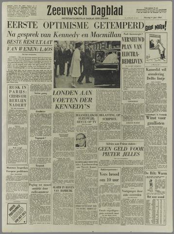 Zeeuwsch Dagblad 1961-06-06