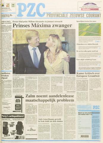 Provinciale Zeeuwse Courant 2003-06-19