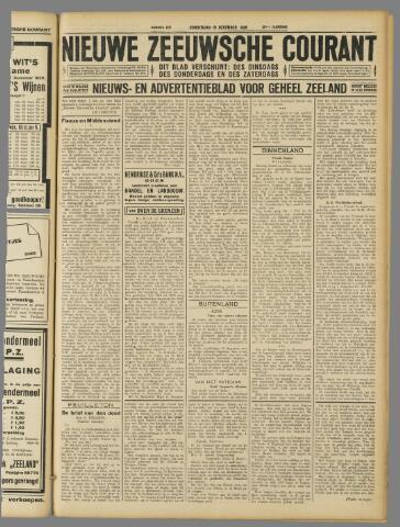 Nieuwe Zeeuwsche Courant 1929-12-19