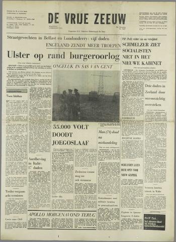 de Vrije Zeeuw 1971-02-08