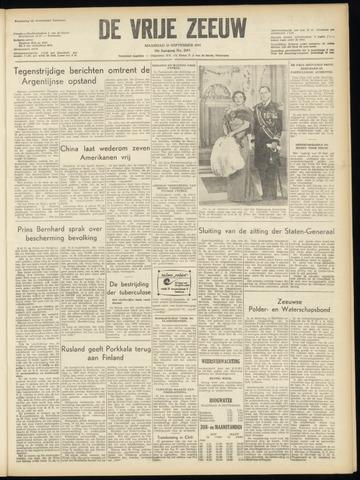 de Vrije Zeeuw 1955-09-19