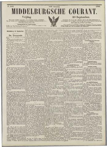 Middelburgsche Courant 1901-09-20