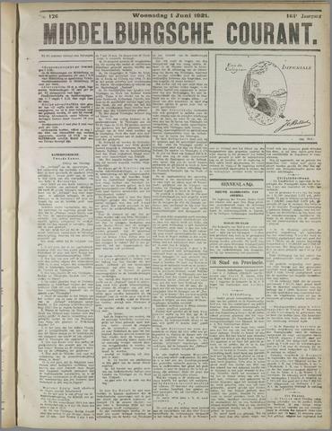 Middelburgsche Courant 1921-06-01