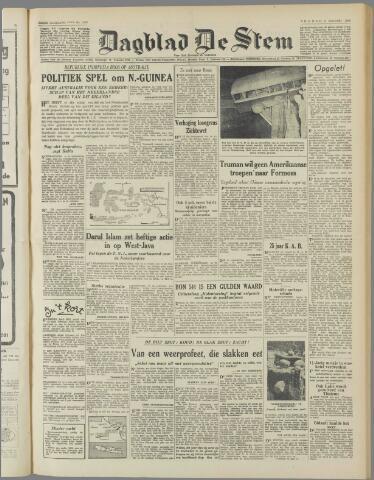 de Stem 1950-01-06