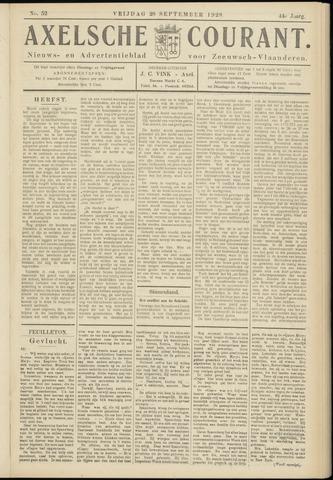 Axelsche Courant 1928-09-28