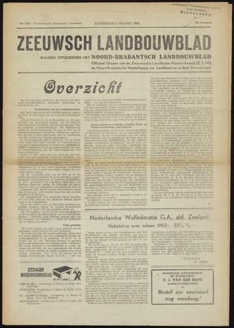 Zeeuwsch landbouwblad ... ZLM land- en tuinbouwblad 1954-03-06
