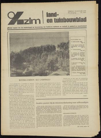 Zeeuwsch landbouwblad ... ZLM land- en tuinbouwblad 1970-01-28