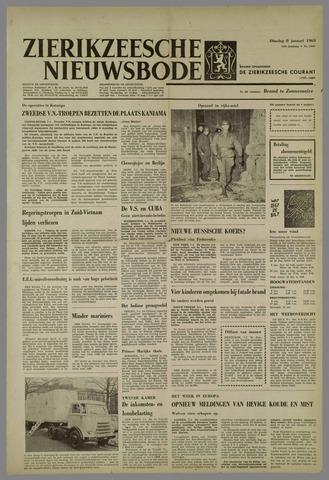 Zierikzeesche Nieuwsbode 1963-01-08