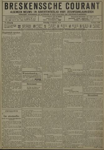 Breskensche Courant 1929-02-02