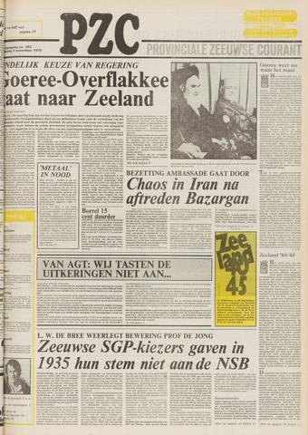 Provinciale Zeeuwse Courant 1979-11-07