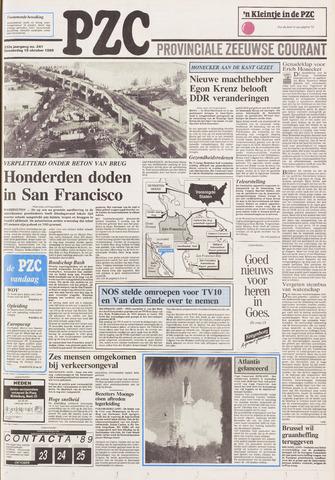 Provinciale Zeeuwse Courant 1989-10-19
