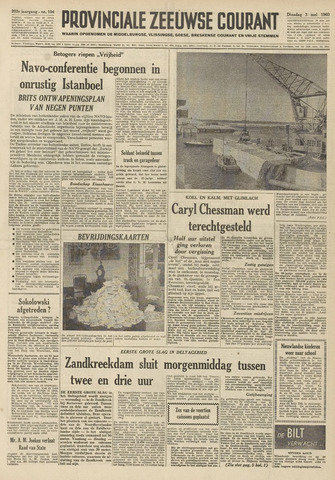 Provinciale Zeeuwse Courant 1960-05-03